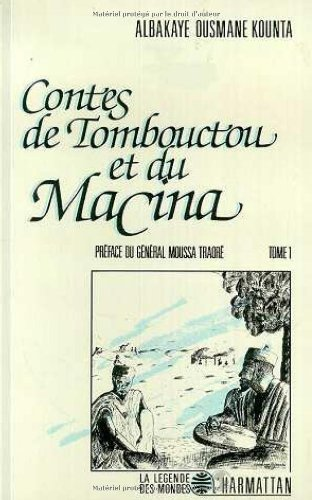 9782858028535: Contes de Tombouctou et du Macina (Collection
