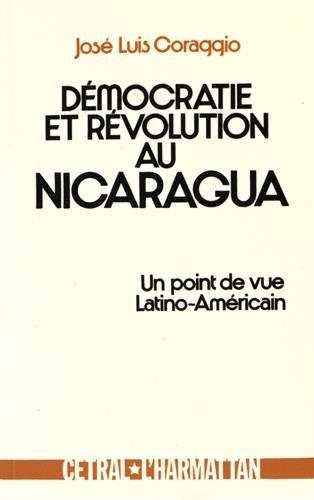 9782858029334: Démocratie et révolution au Nicaragua