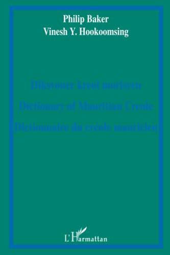 9782858029730: Dictionnaire du créole mauricien