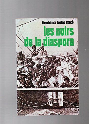9782858091034: Les Noirs de la diaspora