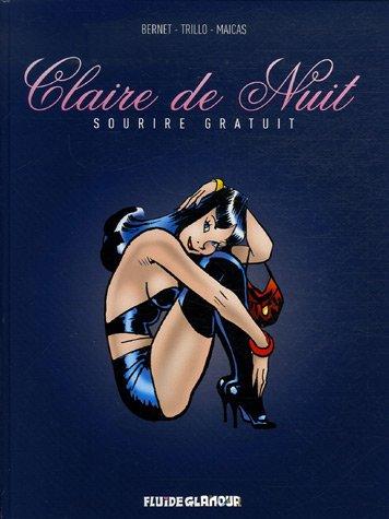 9782858150090: Claire de Nuit, Tome 1 : Sourire gratuit