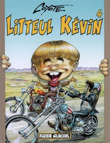 9782858150182: Litteul Kévin, Tome 4 (French Edition)
