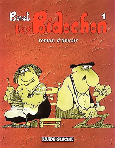 9782858150793: Les Bidochon, tome 1 : Roman d'amour