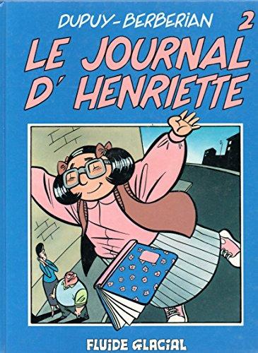 9782858151202: Le journal d'henriette