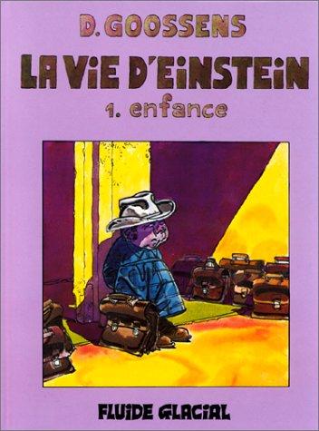 9782858151417: La vie d'Einstein, Tome 1 : Enfance