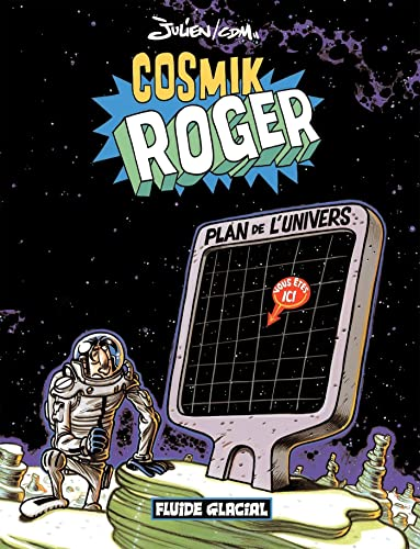 9782858153060: cosmik Roger t.1