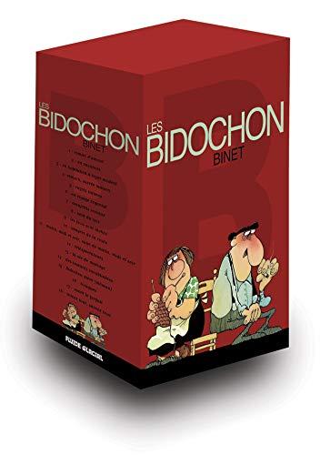9782858157761: Les Bidochon - Coffret 9 volumes - Petit format