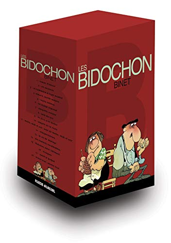 9782858157761: Les Bidochon, Tomes 1 Ã 18 : Coffret en 9 volumes (French edition)