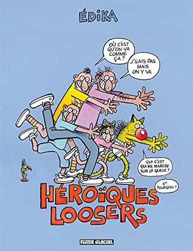 9782858159581: Edika, Tome 34 : Héroïques loosers