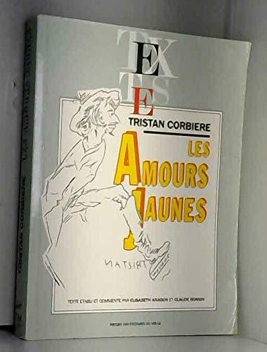 9782858161812: Les amours jaunes