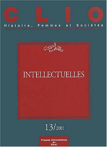 Clio No 13 Intellectuelles: Collectif