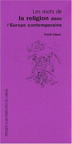 9782858165865: Les mots de la religion (French Edition)