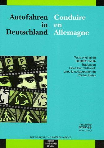 9782858167876: Conduire en Allemagne