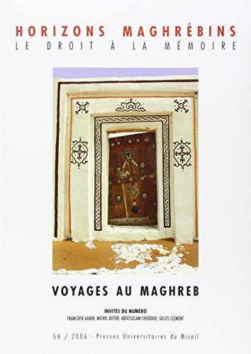 Horizons maghrébins, N° 54 (French Edition): Mohammed-Habib Samrakandi