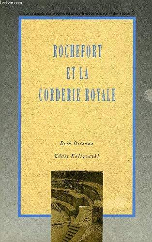9782858221363: Rochefort et la Corderie royale