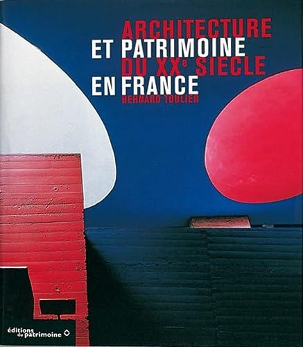 9782858222674: Architecture et Patrimoine du XXe Siecle en France