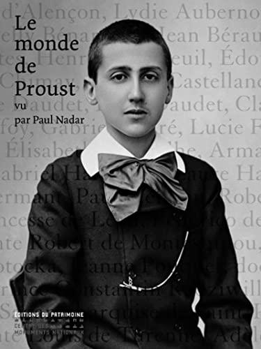 9782858223077: Le Monde de Proust vu par Paul Nadar