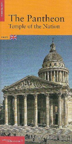 9782858223435: Le Panthéon, temple de la nation (anglais)