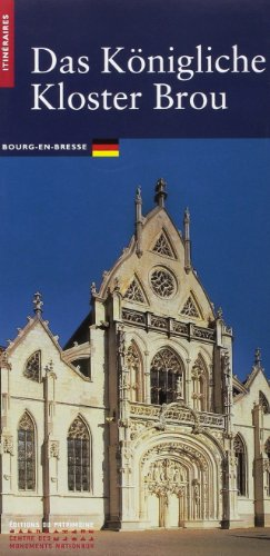 9782858223817: Monastere Royal de Brou ed. Allemande (French Edition)