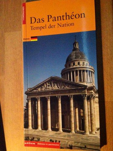 9782858224029: Pantheon (Version Allemande) (le) (Itinéraires)