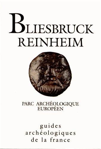 9782858224296: Bliesbruck Reinheim (Guides archéologiques de la France)