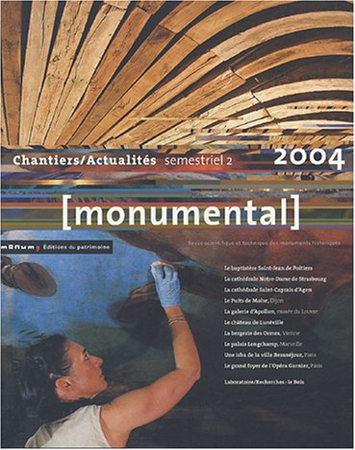 Monumental, 2e semestre 2004 (French Edition): Françoise Bercé