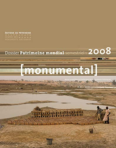9782858229949: monumental 1er semestre 2008-le patrimoine mondial