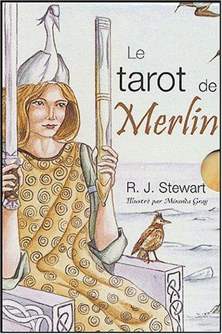 9782858293858: Le tarot de Merlin (1Jeu) (French Edition)