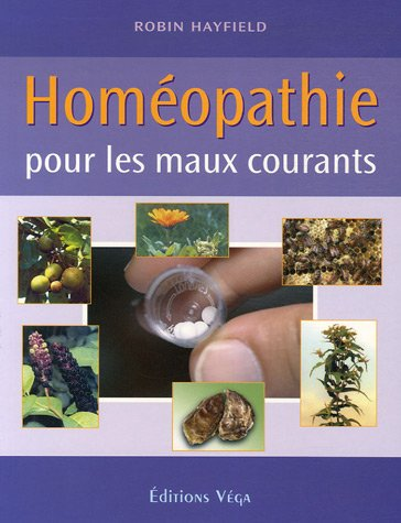 Homéopathie (French Edition) - Robin Hayfield