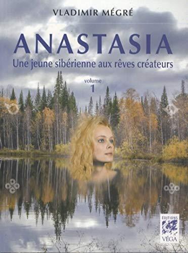 9782858296262: Anastasia : La chamane de la taiga sibérienne