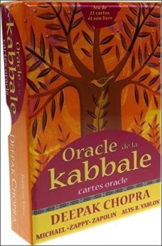 ORACLE DE LA KABBALE -L- CARTES: CHOPRA DEEPAK