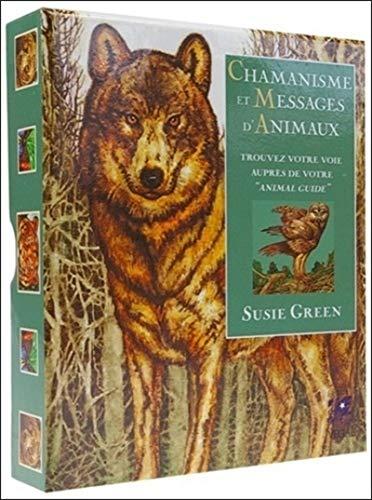 9782858297344: Chamanisme et messages d'animaux
