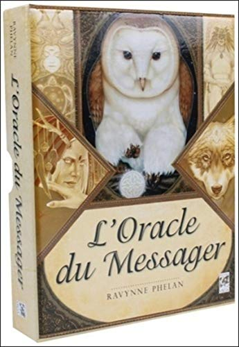 ORACLE DU MESSAGER -L- COFFRET: PHELAN RAVYNNE