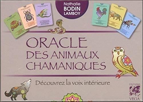 9782858297702: Oracle des animaux chamaniques : Découvrez la voix intérieure