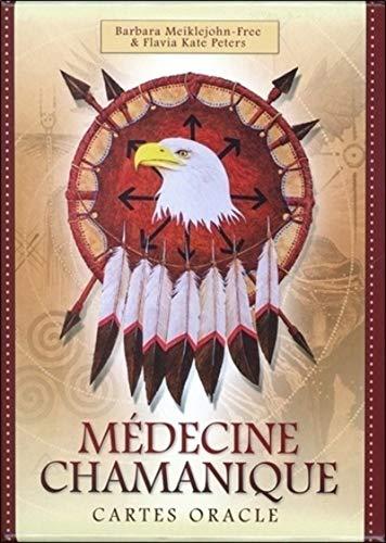 9782858299447: Médecine chamanique : Cartes oracles