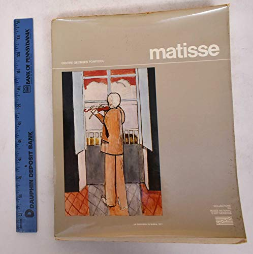 9782858500222: Henri Matisse Oeuvres de Henri Matisse, 1869-1954