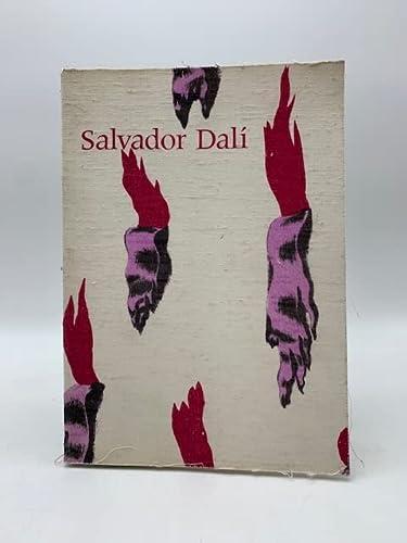 Dali retrospect 1920-80: DALI, SALVADORE.: