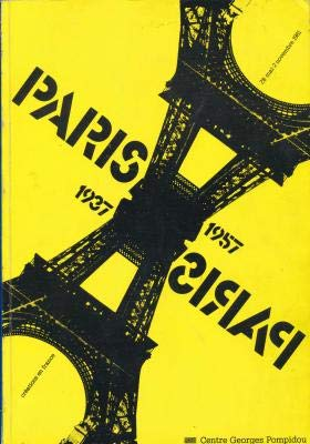 PARIS 1937-PARIS 1957. Creations En France: Hulten, Pontus