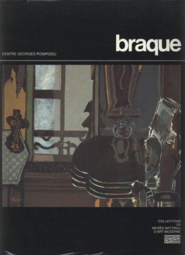 9782858501489: Braque: œuvres de Georges Braque, 1882-1963 (Collections du Musée national d'art moderne) (French Edition)