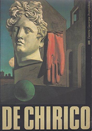 9782858501823: Giorgio de Chirico: Haus der Kunst, Munich, 17 novembre 1982-30 janvier 1983, Centre Georges Pompidou, Paris, Musée national d'art moderne, 24 février-25 avril 1983 (French Edition)