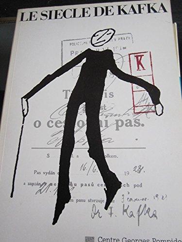 9782858502523: Le Siècle de Kafka