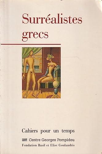 9782858506071: Surrealistes grecs