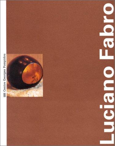 LUCIANO FABRO -------------- [ Bilingue français /: Catherine GRENIER &