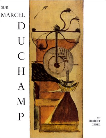 9782858508938: Sur Marcel Duchamp (Arts Plastiques)