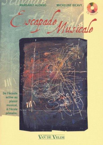 ESCAPADE MUSICALE -L- LIVRE + CD: ALONSO RICAVY