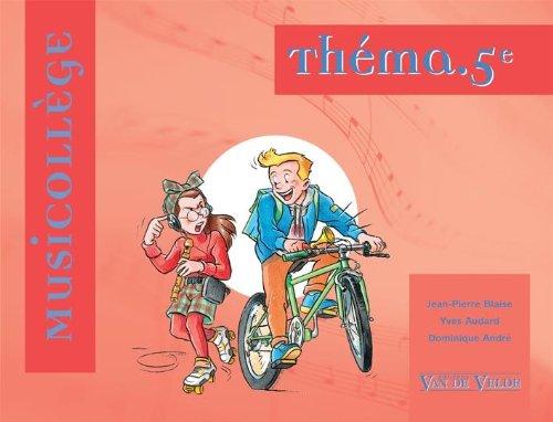 9782858683710: Thema 5e (French Edition)