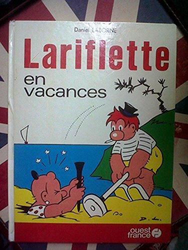 9782858820368: Lariflette en vacances