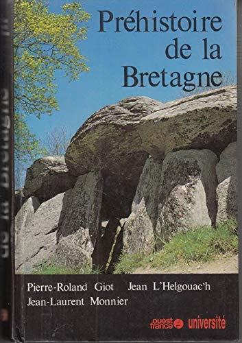 9782858820818: Prehistoire de la Bretagne (French Edition)