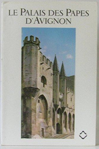 9782858821945: Le palais des papes d'Avignon