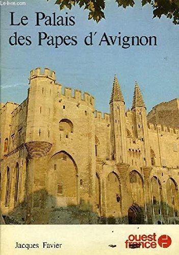 Le palais des papes d'avignon: n/a